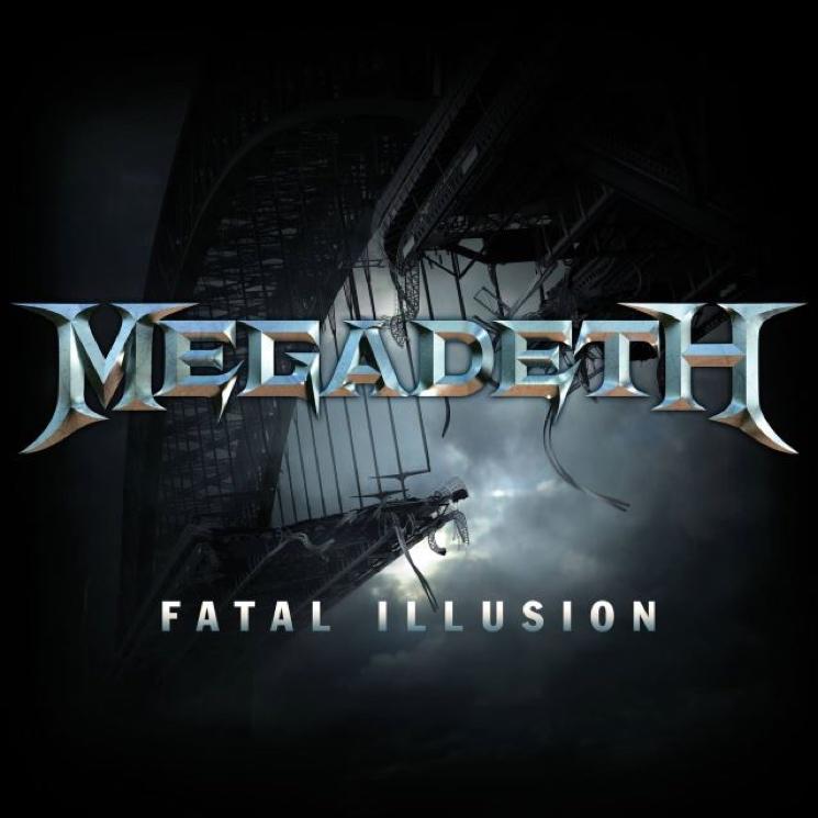 "Megadeth ""Fatal Illusion"""