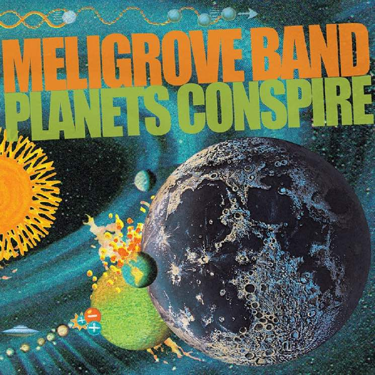 Meligrove Band Planets Conspire (Reissue)