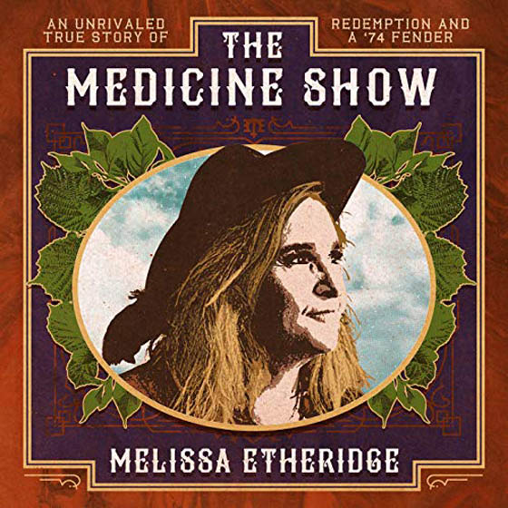 "​Melissa Etheridge Previews 'The Medicine Show' LP with ""Faded By Design"""