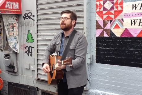 "Colin Meloy ""Lake Song"" (live acoustic video)"