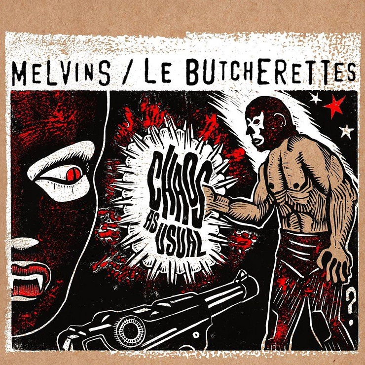 "The Melvins ""Captain Comedown"""