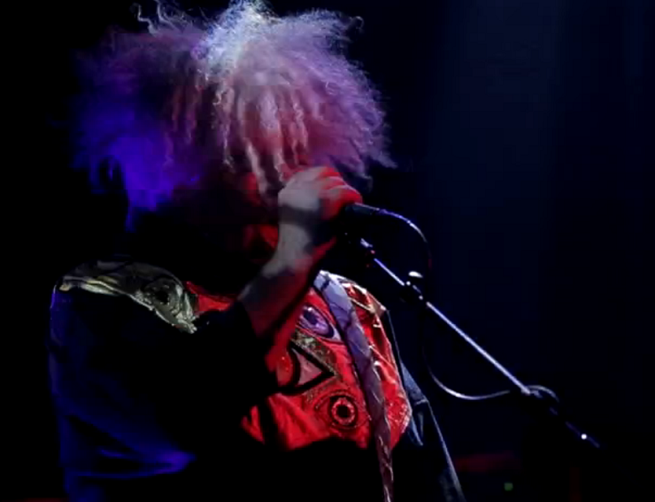 The Melvins 'The Bride of Crankenstein'/'The Water Glass' (live on 'Last Call with Carson Daly')