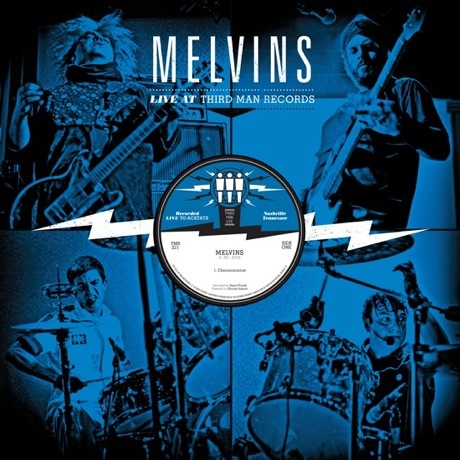 The Melvins 'It's Shoved' (live at Third Man Records)