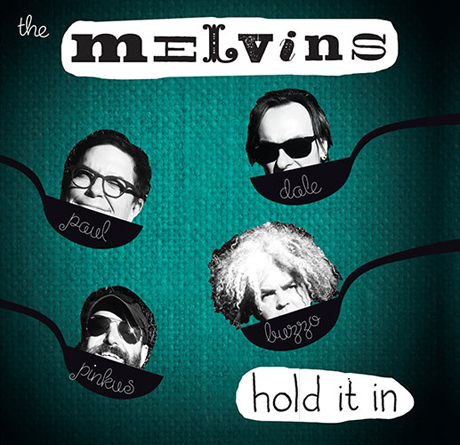 "The Melvins ""Brass Cupcake"""