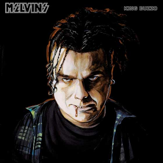The Melvins Bring Their Kiss 12-inches Back to Vinyl