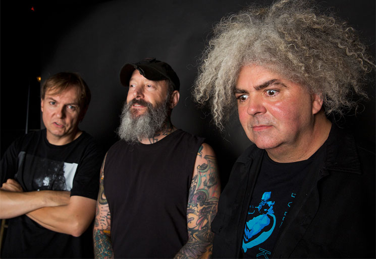 Melvins Unveil North American Summer Tour, 'Electroretard' Reissue