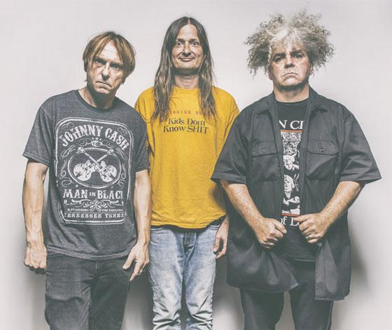 Melvins Plot Massive North American Tour