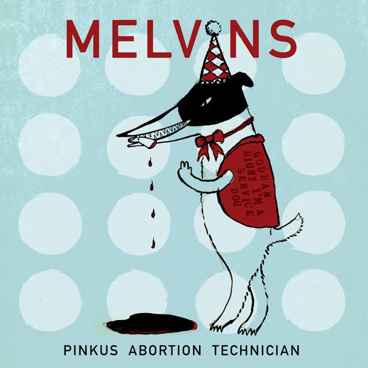 Melvins Announce 'Pinkus Abortion Technician' Album