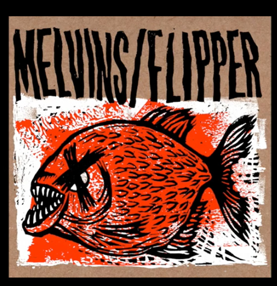 Hear Melvins and Flipper Join Forces on 'Hot Fish'