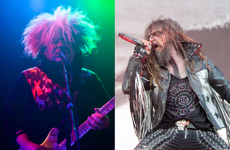 "The Melvins' Buzz Osborne Says Rob Zombie Is a ""Lower-Level Fuckhead"""