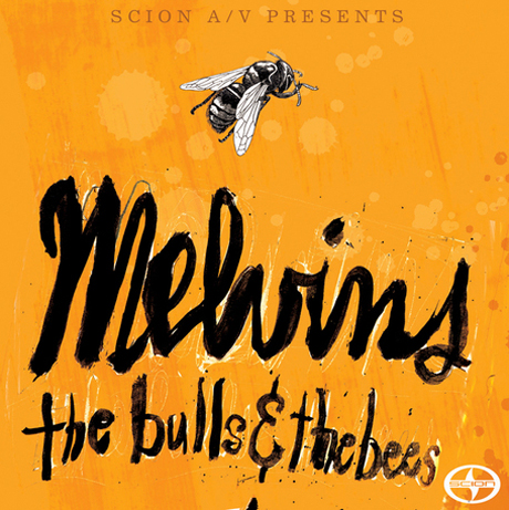 The Melvins Announce New 'The Bulls & the Bees' EP
