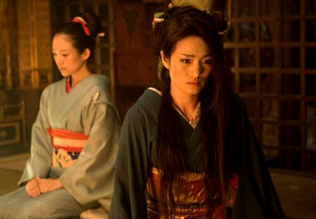 Memoirs of a Geisha Rob Marshall