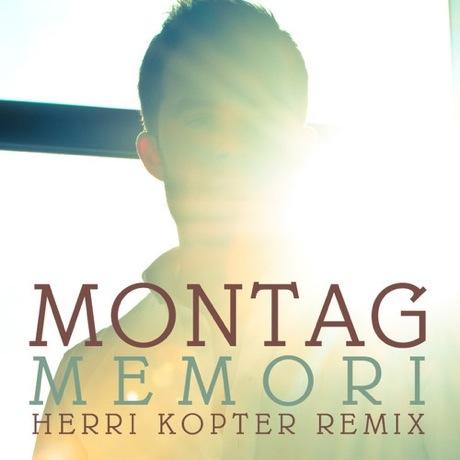 """Montag """"Memori"""" (ft. Erika Spring) (Herri Kopter remix)"""