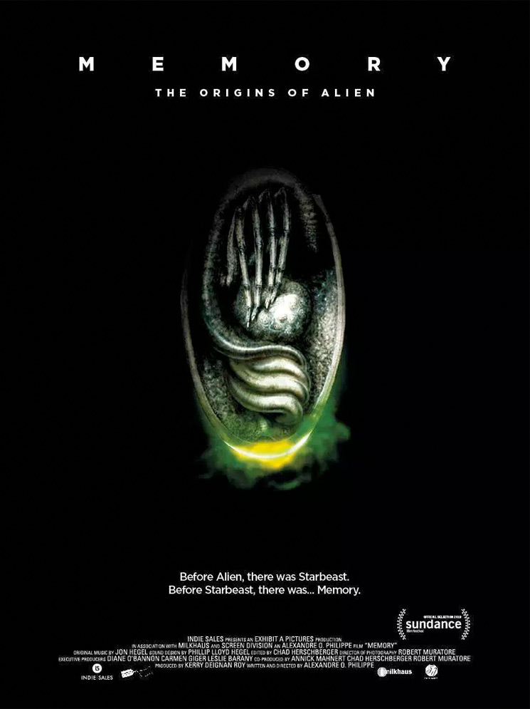 'Alien' Documentary 'Memory: The Origins of Alien' Is Coming to Theatres