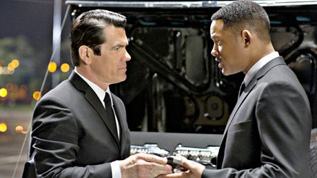 Men In Black III Barry Sonnenfeld