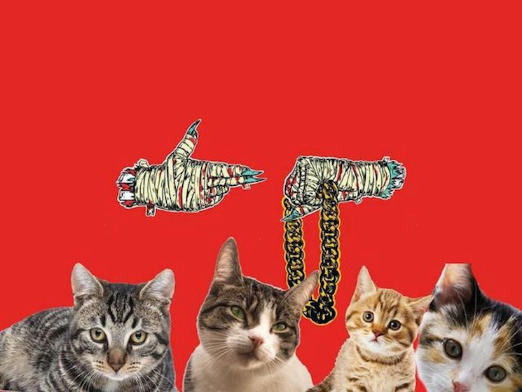 "Run the Jewels ""Angelmeowster"" (prod. by Dan the Automator) (snippet)"
