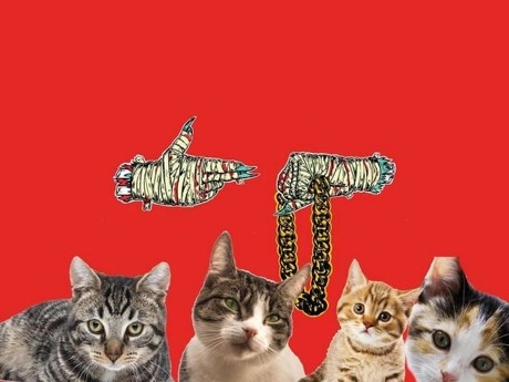 Run the Jewels' 'Meow the Jewels' Has Gone from Fantasy to Reality