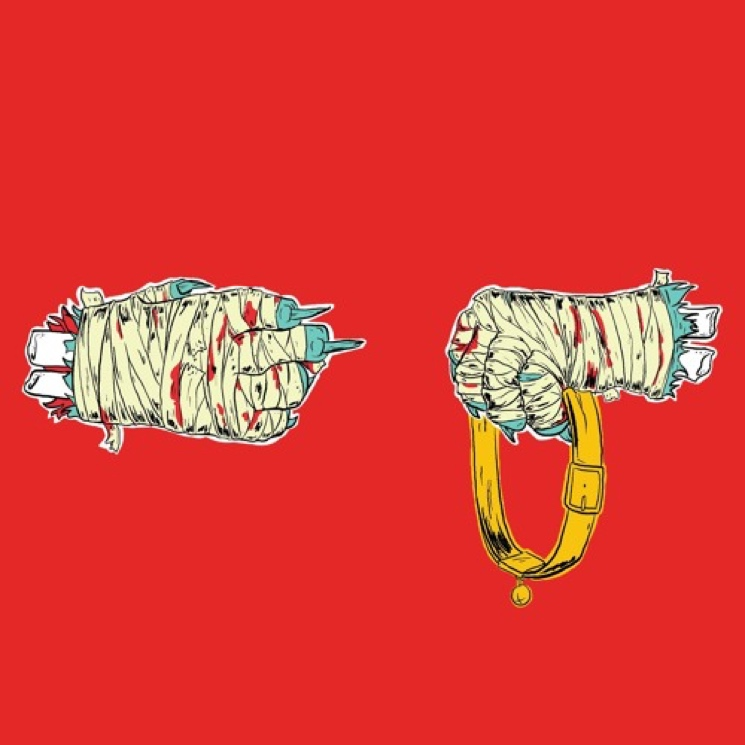 "Run the Jewels ""Oh My Darling Don't Meow"" (Just Blaze remix)"