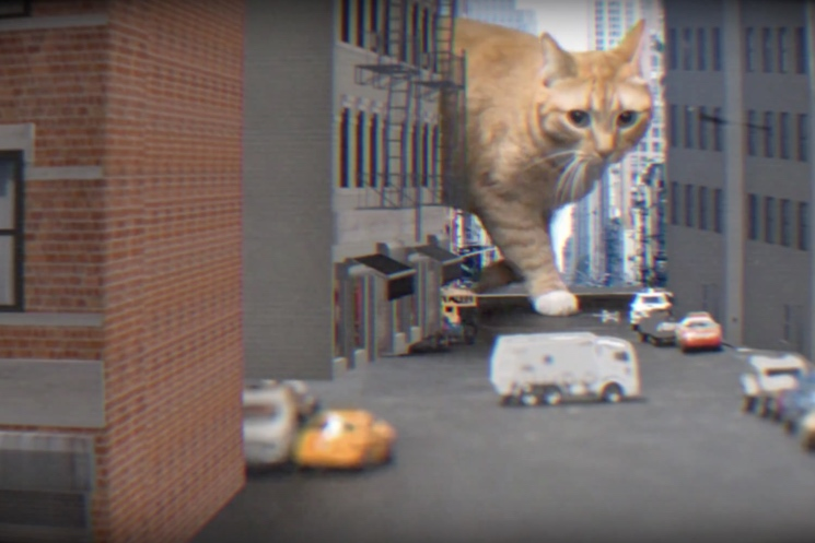 "Run the Jewels ""Oh My Darling Don't Meow"" (Just Blaze remix) (video)"