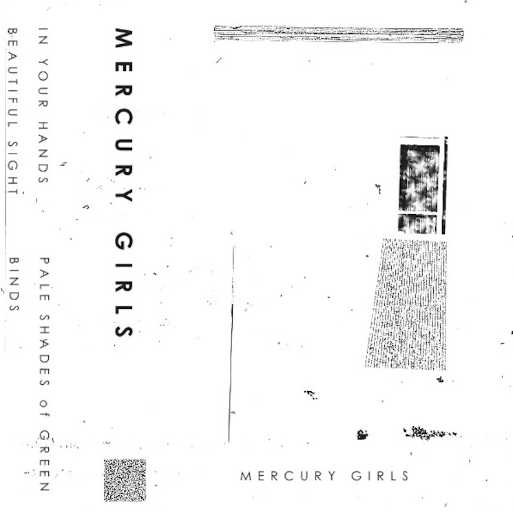 Mercury Girls 'Demo 2015' (EP stream)