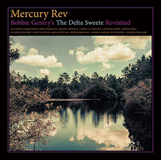 "Hear Mercury Rev and Norah Jones Cover Bobbie Gentry's ""Okolono River Bottom Band"""