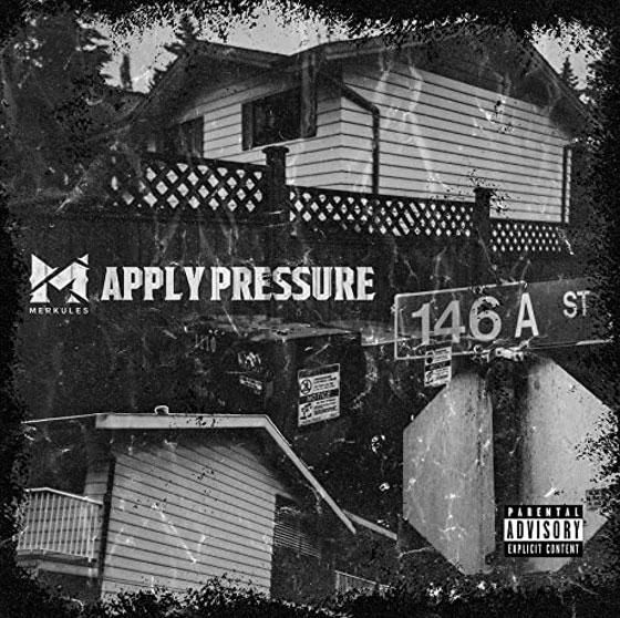 Merkules Readies New Album 'Apply Pressure'