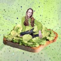 Holy Guacamole! There's An Instagram Account Mashing Up Meryl Streep and Food