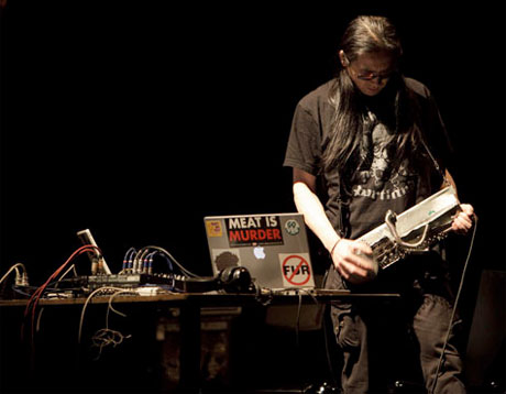 Merzbow Hits Canada on Upcoming Tour