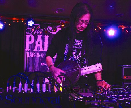 Merzbow / Holzkopf & Botfly / Bitter Fictions The Palomino Smokehouse, Calgary AB, May 22
