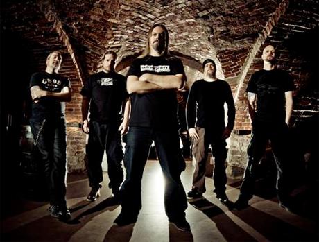 Meshuggah 'Do Not Look Down'