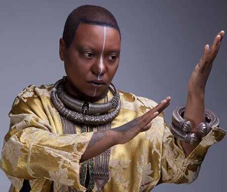 Meshell Ndegeocello Talks the Cosmos, Friendship and 'Comet Come to Me'