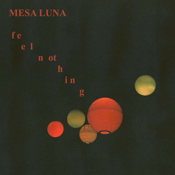 "Mesa Luna Go Dream Pop on ""Feel Nothing"""