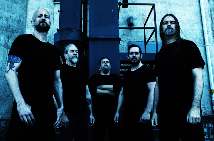 Meshuggah Start Recording New Album, Announce the Return of Frederik Thordendal