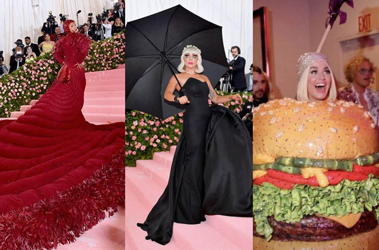 ​Cardi B, Lady Gaga, Katy Perry Stole the Show at the 2019 Met Gala