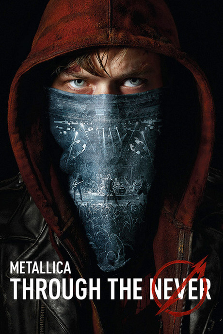 Metallica Set Release Date for 'Through the Never' DVD and Blu-ray