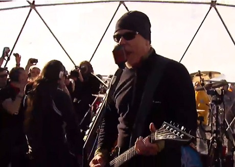 Metallica 'Metallica in Antartica' (live video)