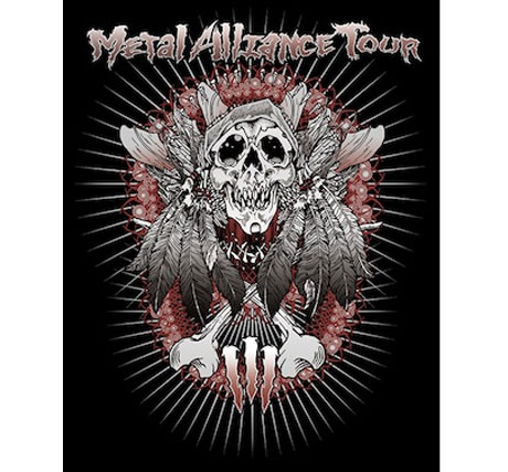 "Anthrax Solidify ""Metal Alliance Tour"" with Exodus, High on Fire, Municipal Waste"