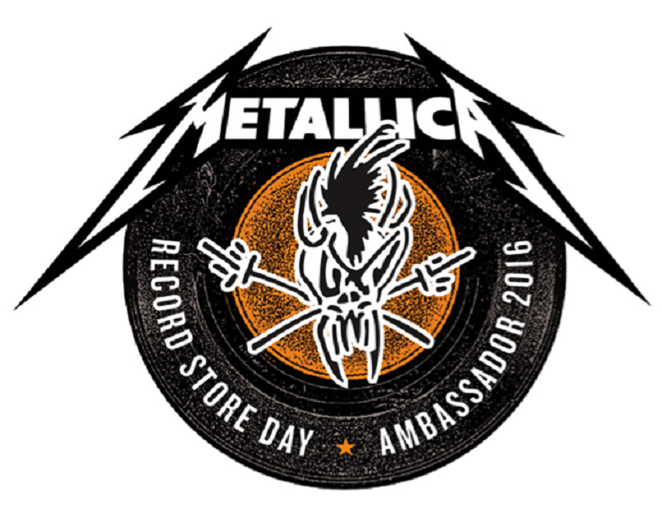 Metallica Named Record Store Day 2016 Ambassador