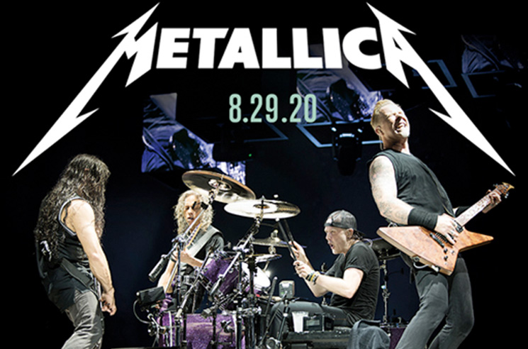 Metallica to hold drive-in concert