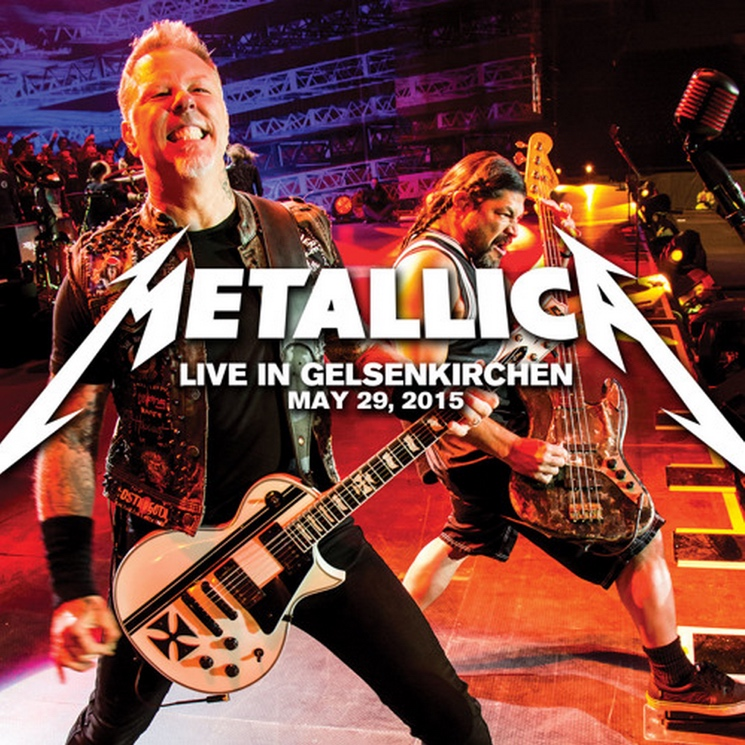 "Metallica ""The Unforgiven II"" (live)"