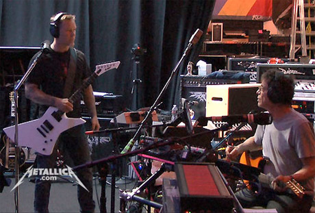 WTF: Metallica Collaborate with Lou Reed on New Album