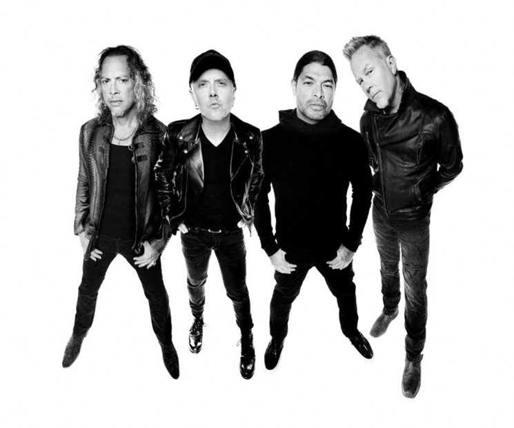 ​Metallica Announce Special Charity Show at Toronto's Opera House