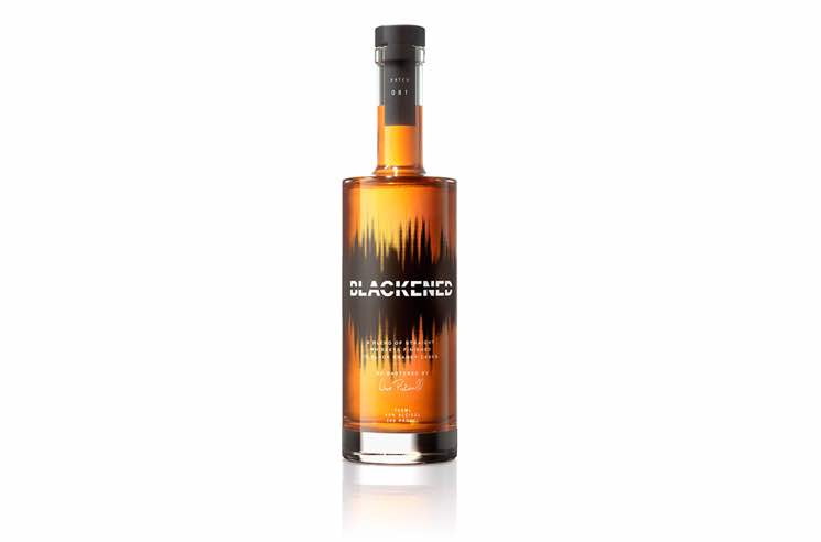 "Metallica Launch Their Very Own ""Blackened"" Whiskey"