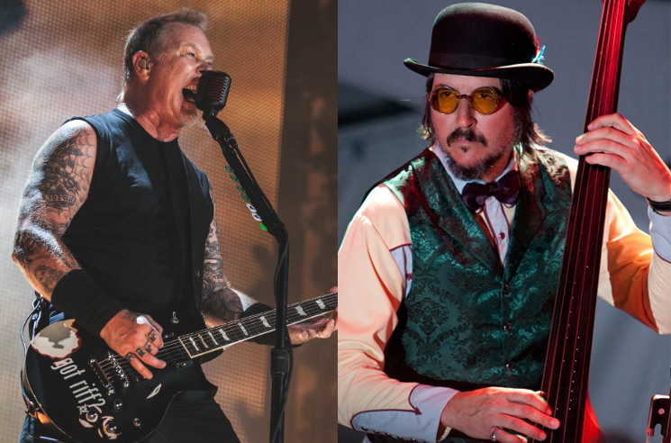 Les Claypool Reflects on His 'Heavy' Metallica Audition