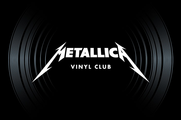 Metallica Announce Vinyl Subscription Club