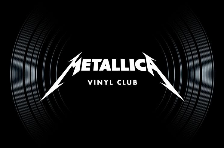 Metallica Announce Vinyl Subscription Club