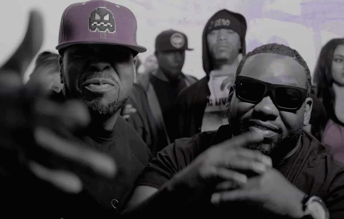 "Method Man ""The Purple Tape"" (ft. Raekwon and Inspectah Deck) (video)"
