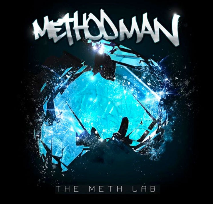 Method Man Cooks Up New Album 'The Meth Lab'