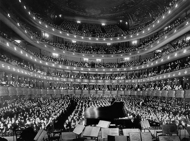 New York's Metropolitan Opera Shut Down After Human Ashes Sprinkled over Orchestra