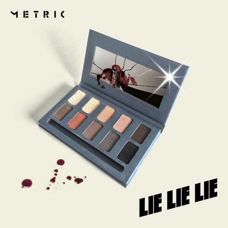 "Metric ""Lie Lie Lie"""